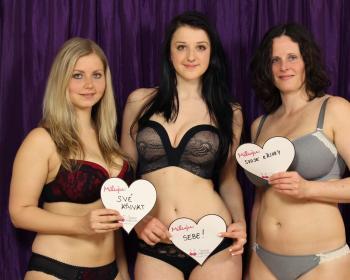 Kampaň The perfect body