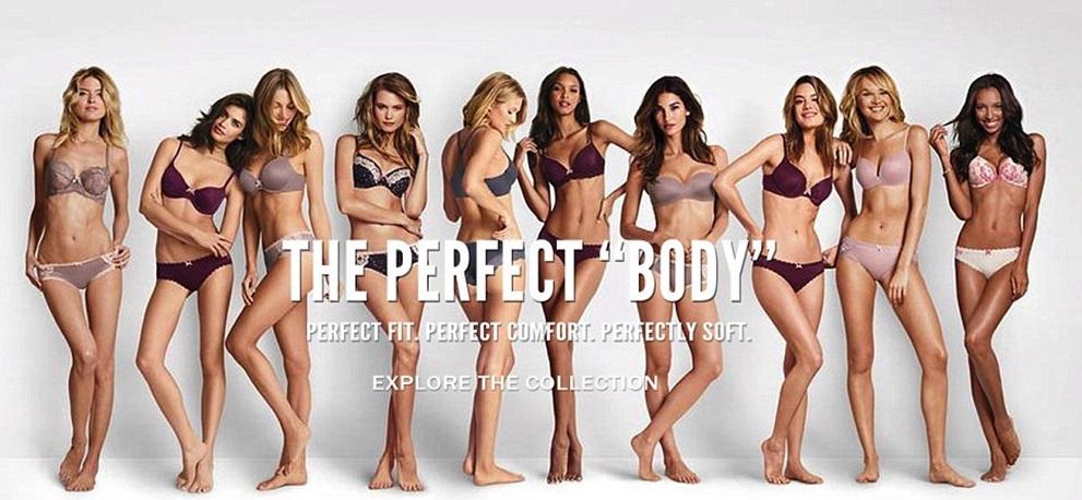 victorias secret the perfect body