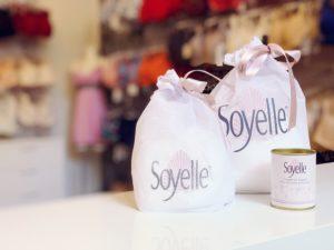 Prací prášek Soyelle na spodní prádlo